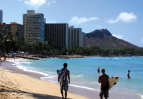 Photo of the City of Honolulu